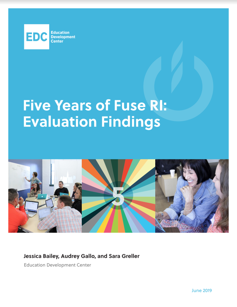 Five Years of Fuse RI Image