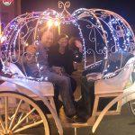 Dana Shawn carriage ride