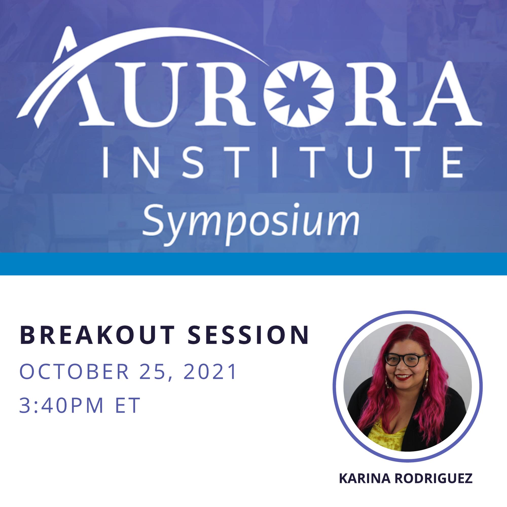 Aurora Institute 2021
